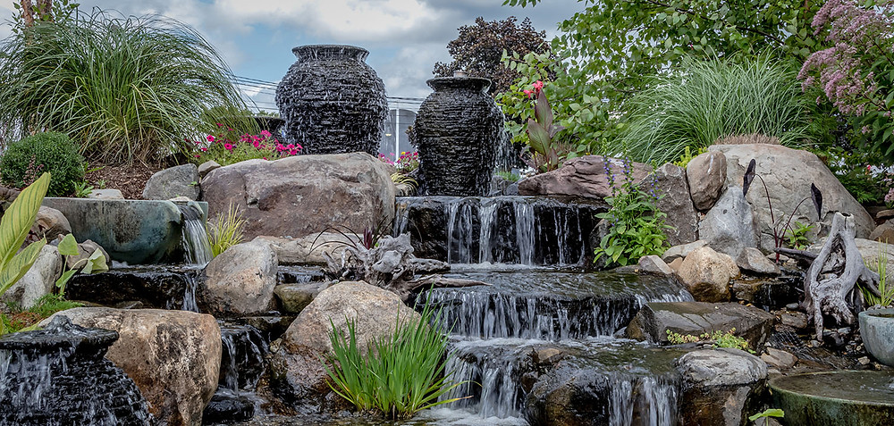 Water Features Contractor Malaysia
