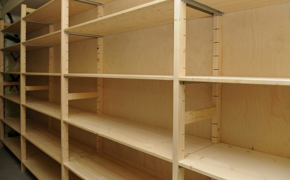 Wooden Racking System Supplier Malaysia