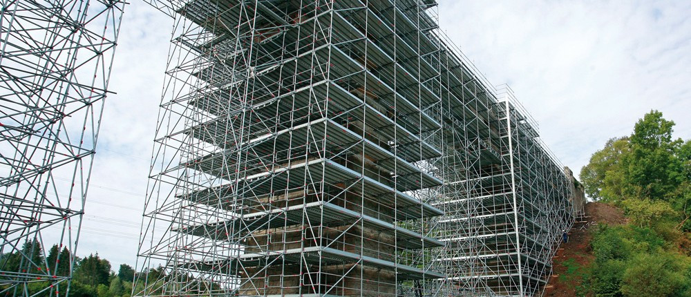 Scaffolding Contractor Malaysia