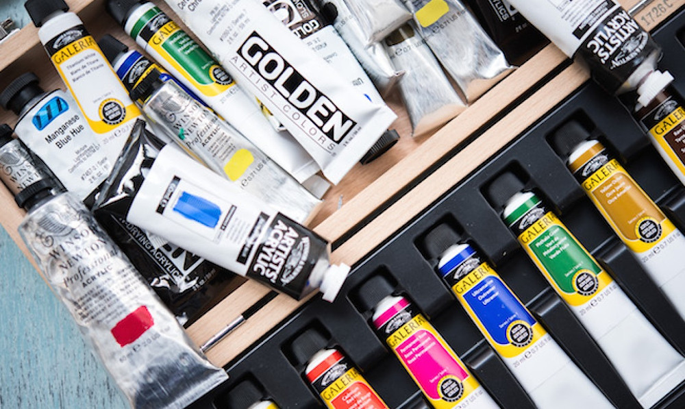 Acrylic Painting Supplier Malaysia