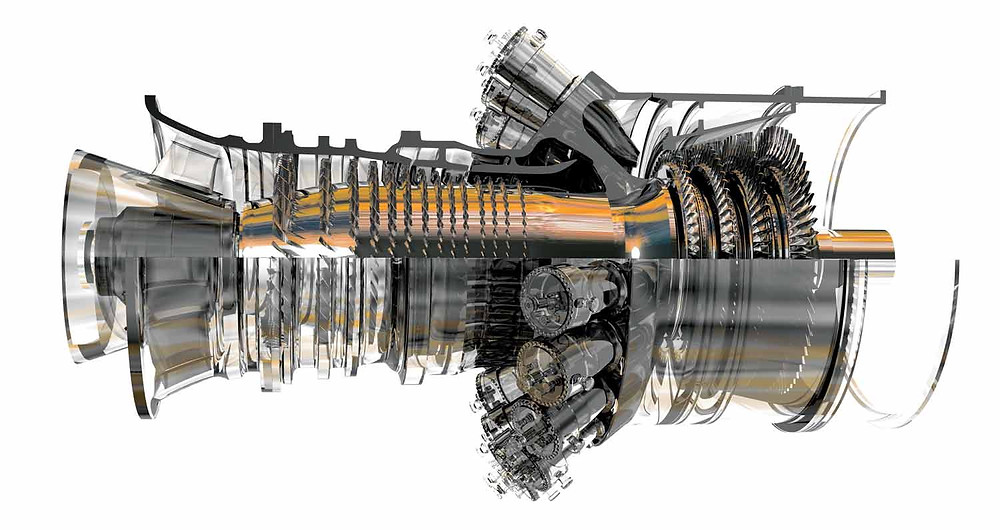 Gas Turbine Design Malaysia