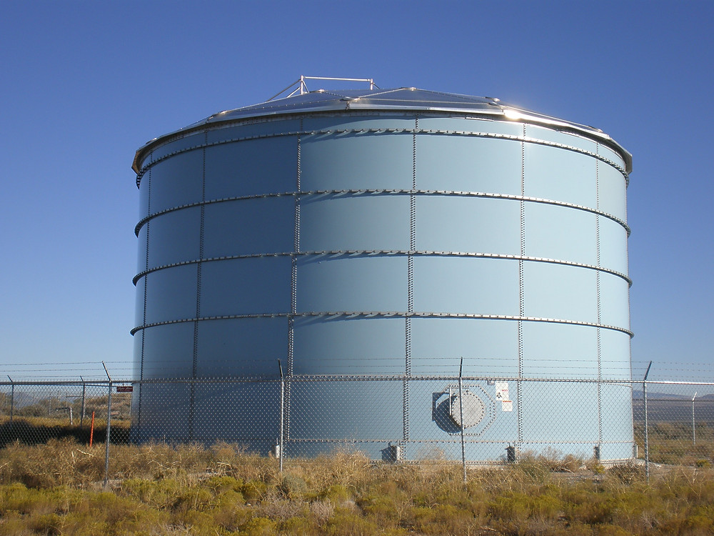 Storage Tank Fabrication KL
