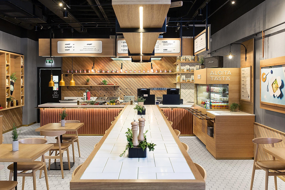 Restaurant Contractor Malaysia