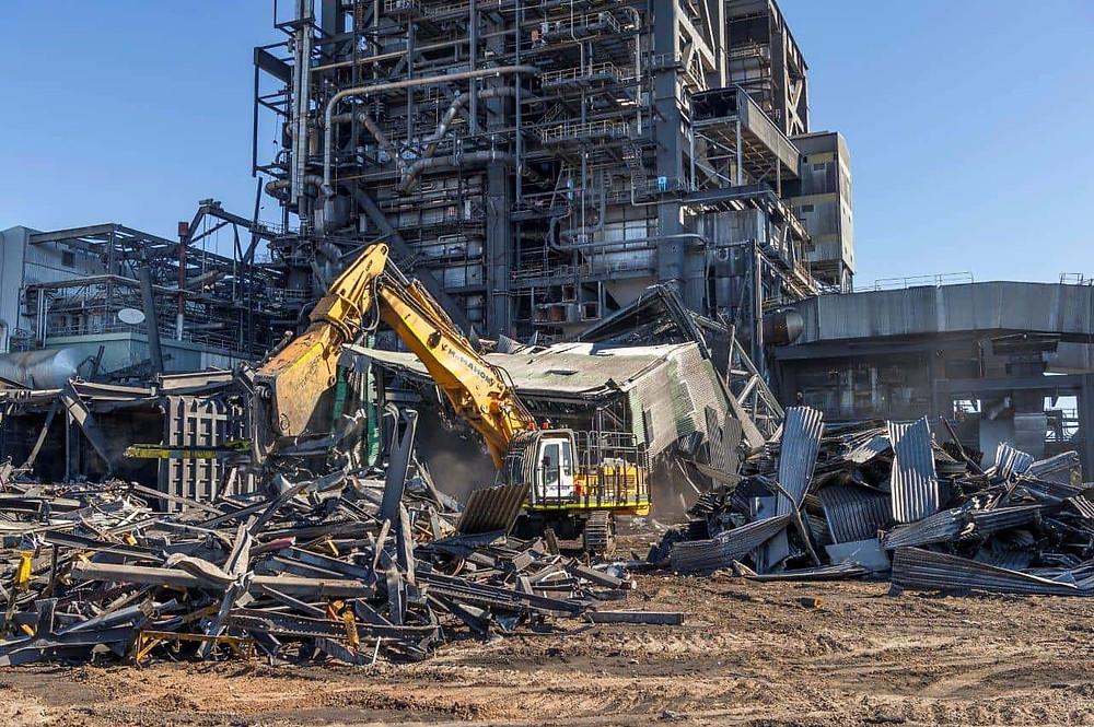Demolition Contractor Malaysia
