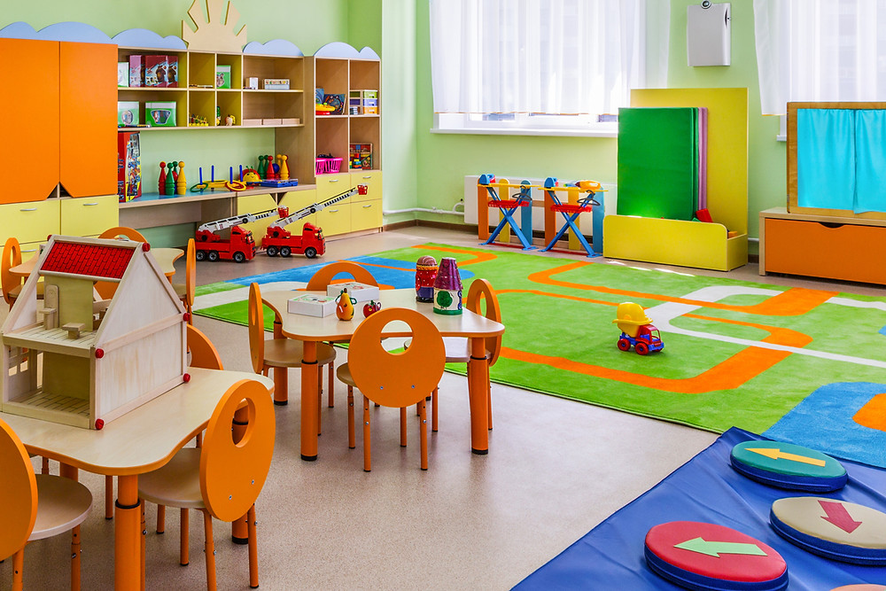 Children Center Design Malaysia