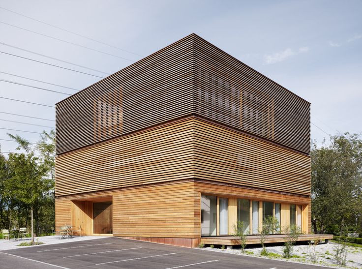 Wood Facade Malaysia