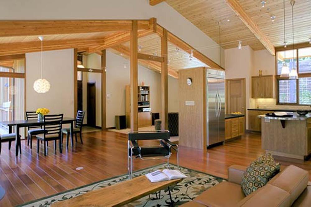 Interior Wooden Design Malaysia