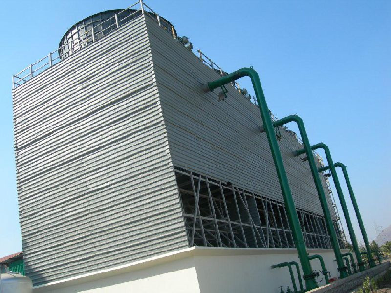 Fibreglass Cooling Tower Contractor Malaysia