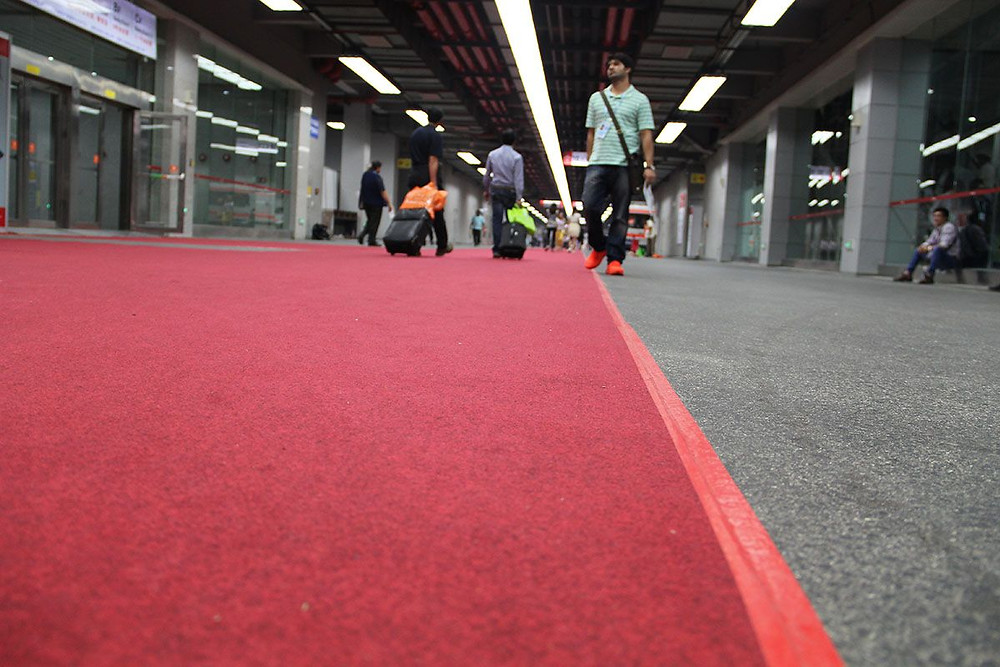 Exhibition Carpet Supplier Malaysia