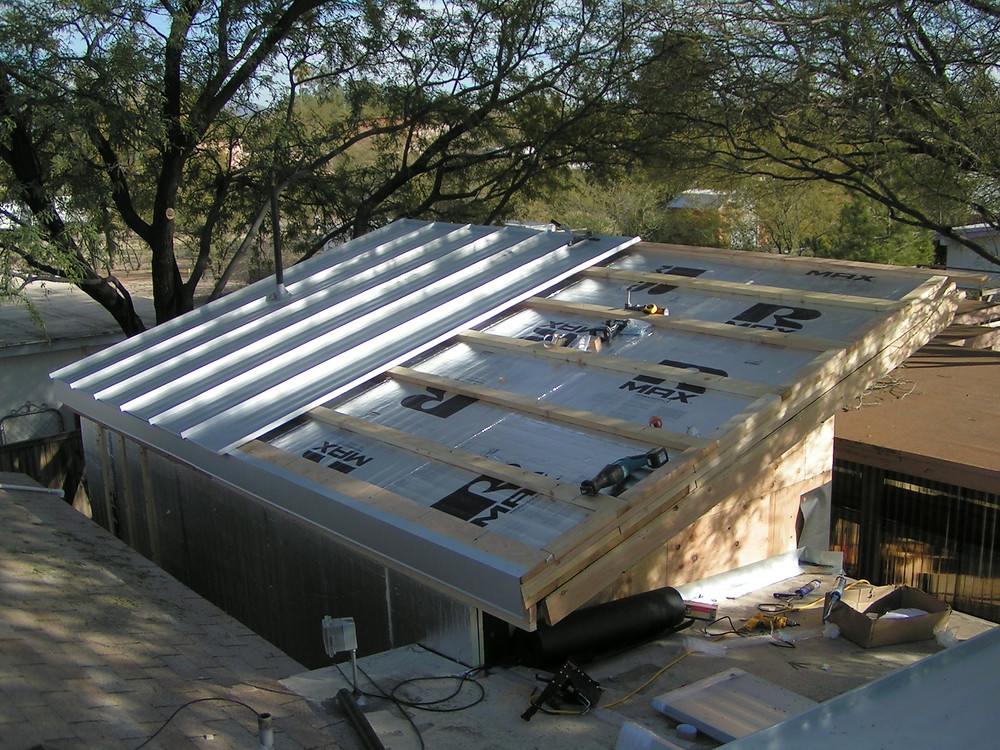 Metal Roof Contractor Malaysia