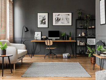 Creative Working & Space Saving Room | Work from Home