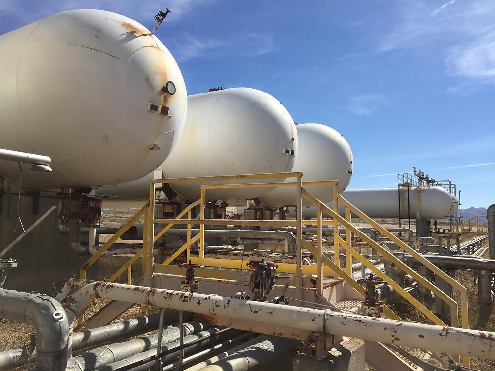 Oil & Gas Tank Fabrication Malaysia