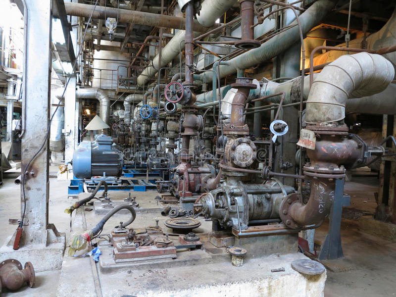 Plant Electrical Service Contractor Malaysia