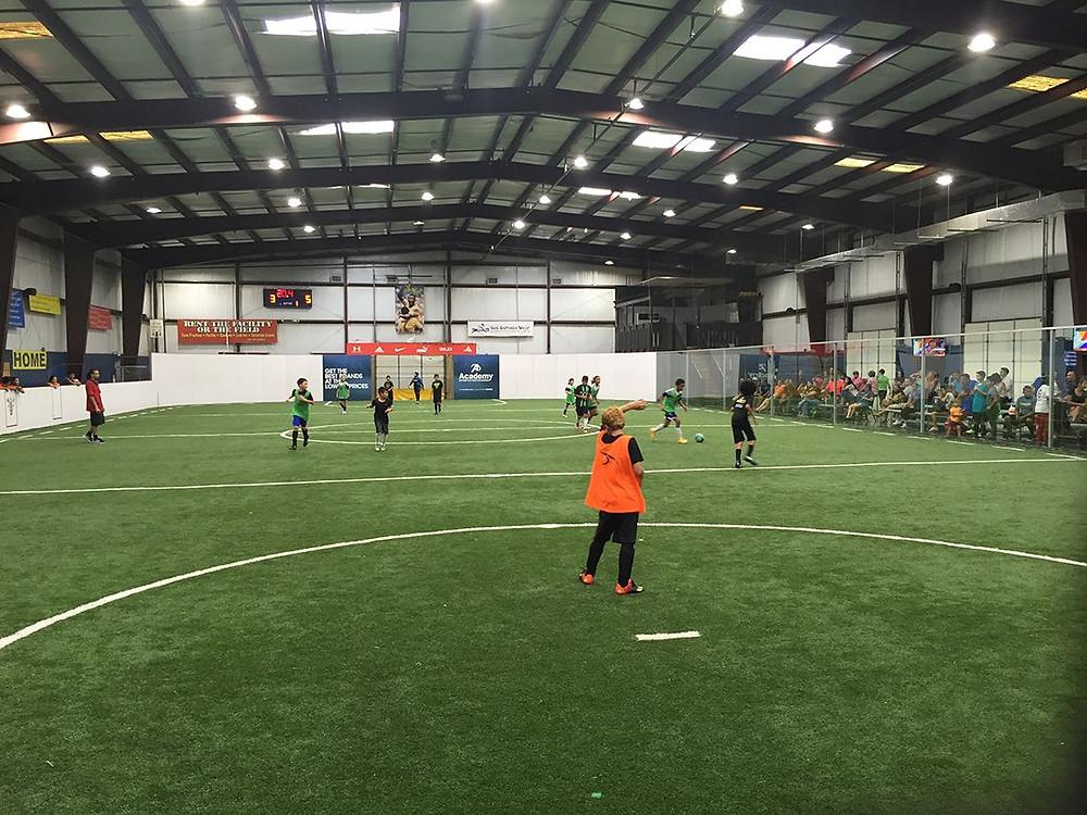 Indoor Soccer Malaysia