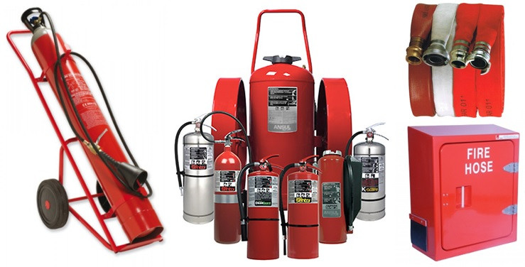 Fire Fighting System Supplier Malaysia