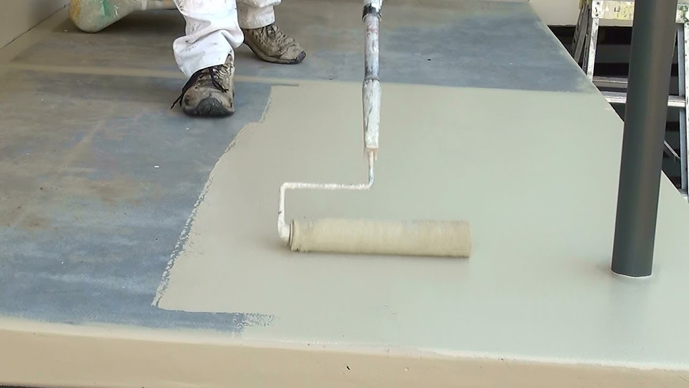 Concrete Floor Painting Malaysia