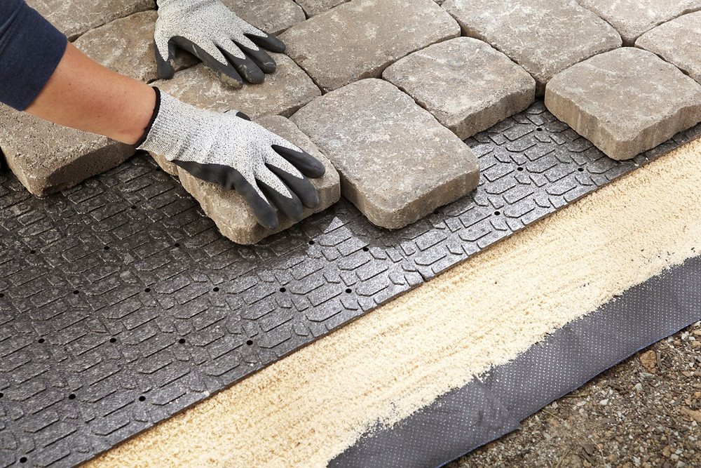 Interlocking Concrete Pavers Malaysia