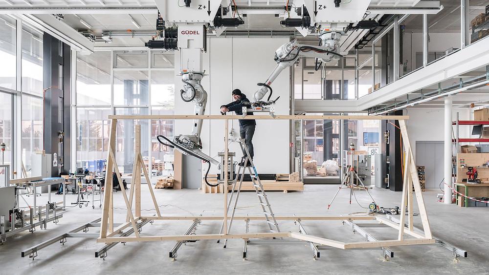 Construction Robotic System Malaysia