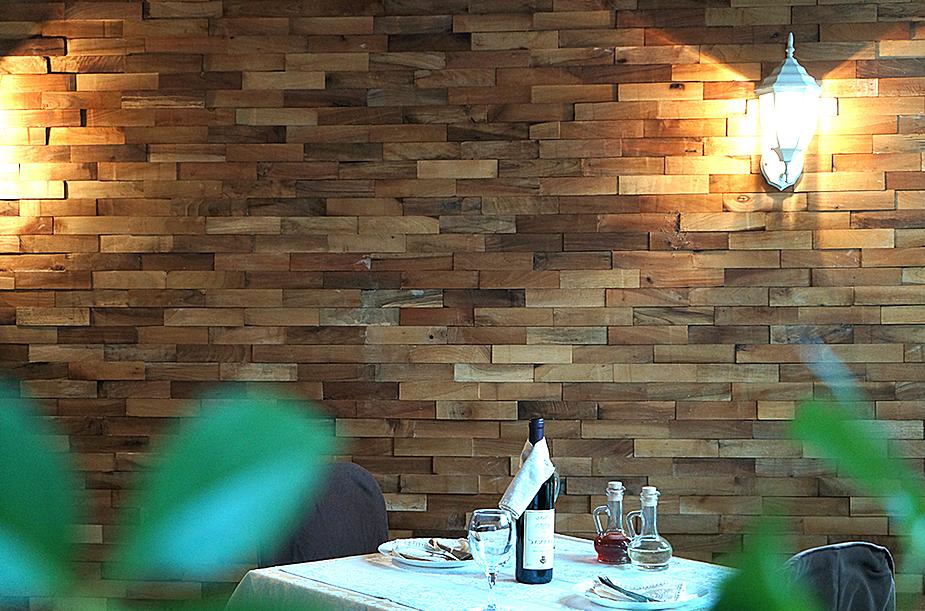 3D Wood Wall Panel Malaysia