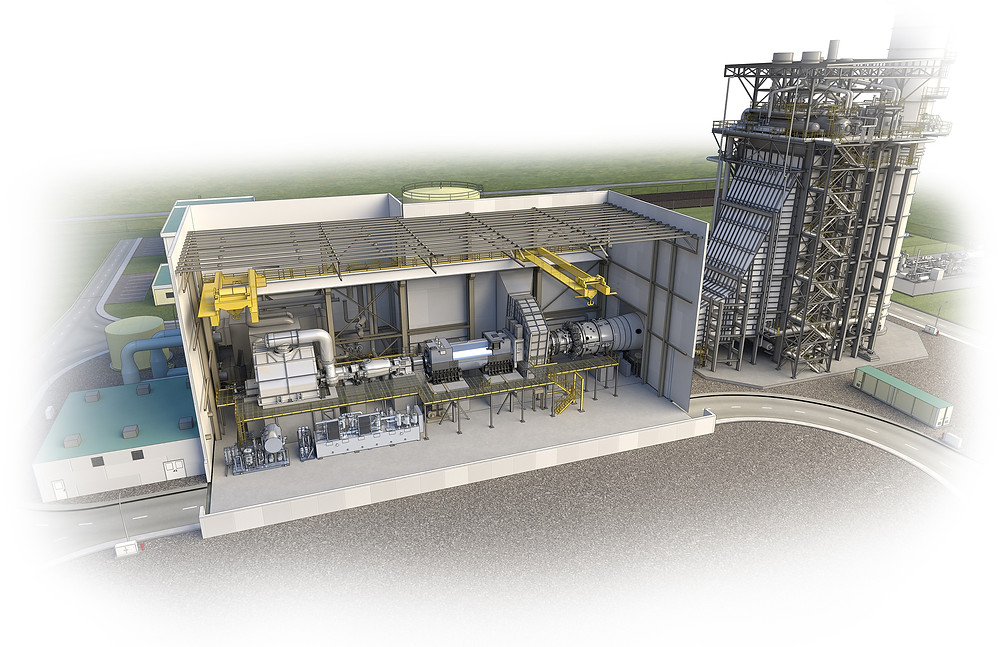 Gas Turbine Power Plant Malaysia
