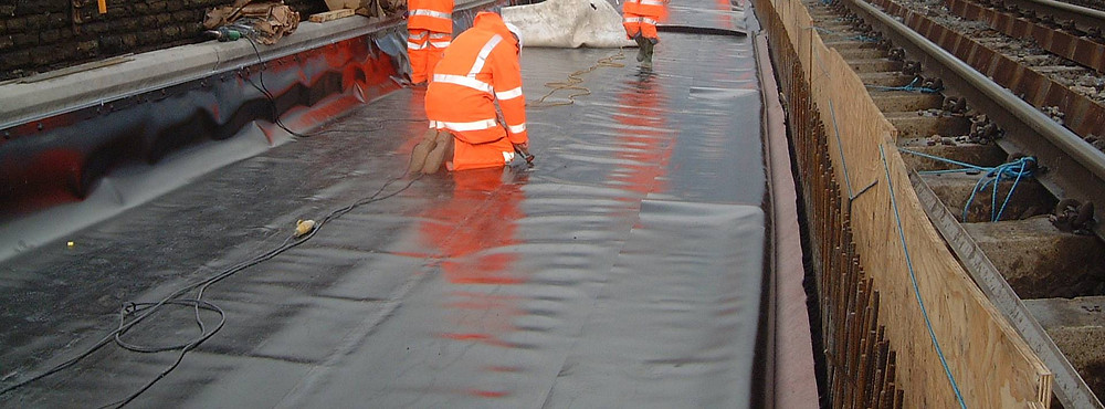 Waterproofing for Decks