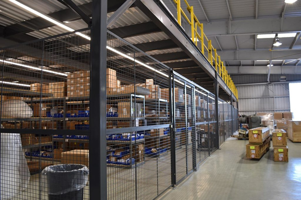Wire Partitions Storage Malaysia
