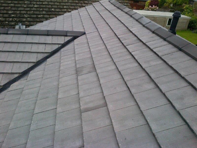 Interlocking Concrete Roof Tile Malaysia