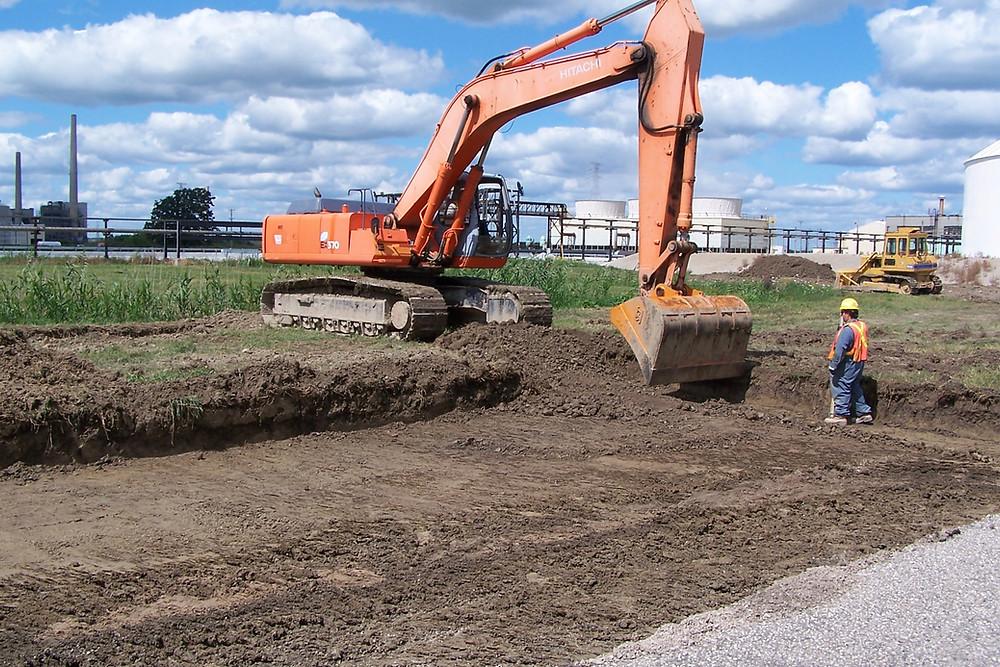 Topsoil Excavation Malaysia