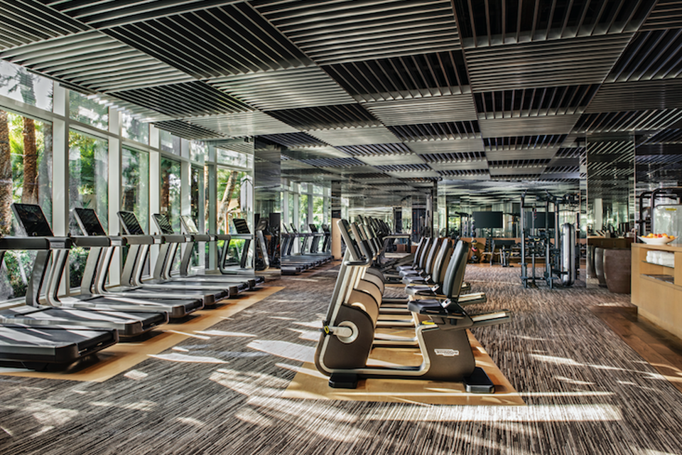 Gym Contractor Malaysia