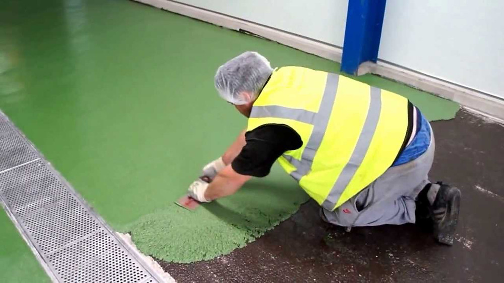 Resin Flooring Contractor Malaysia