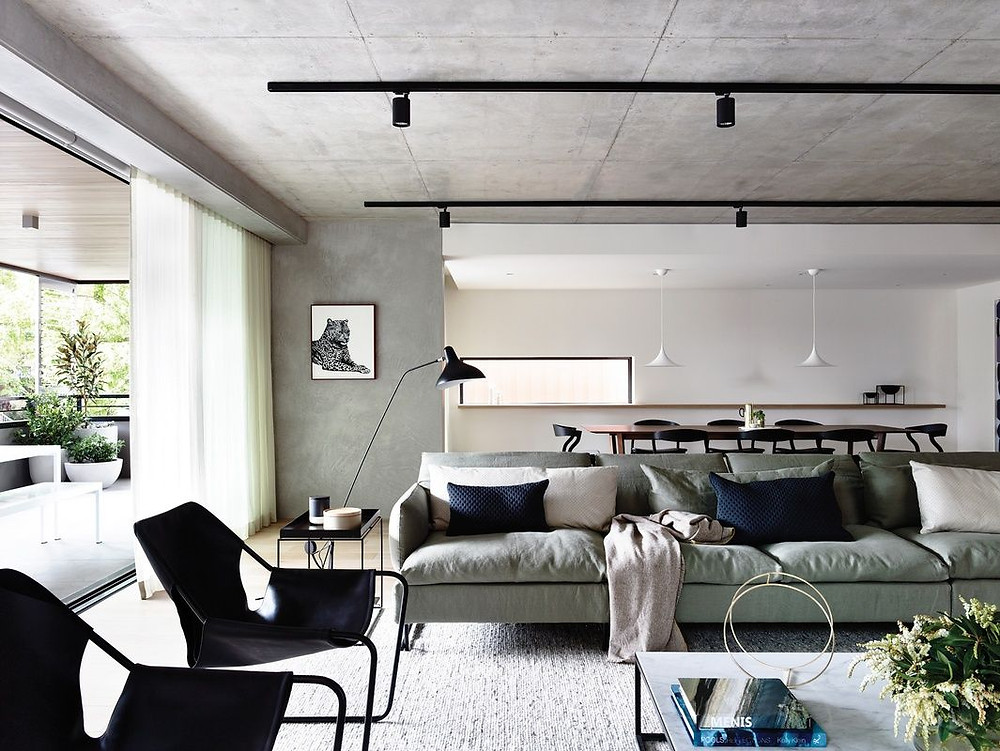Concrete Ceiling Malaysia