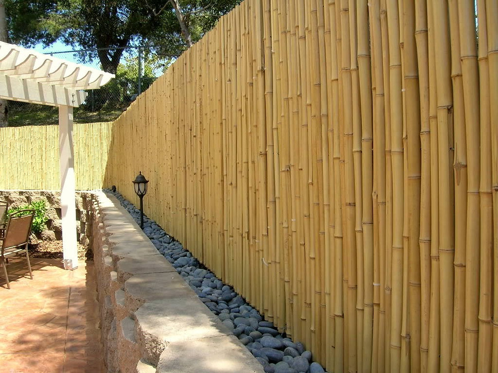 Bamboo Fencing Contractor Malaysia