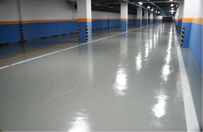 Polyurethane Floor Coating Contractor Malaysia