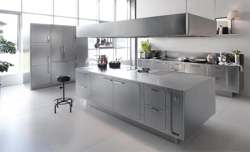 Stainless Steel Kitchen Malaysia