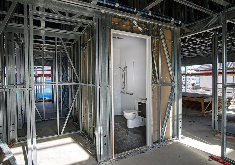Prefabricated Bathroom Module Malaysia
