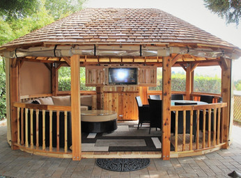Pergola & Gazebo | Supplier & Contractor Malaysia