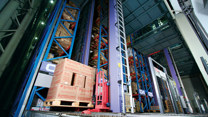 Robotic Racking System Supplier Malaysia
