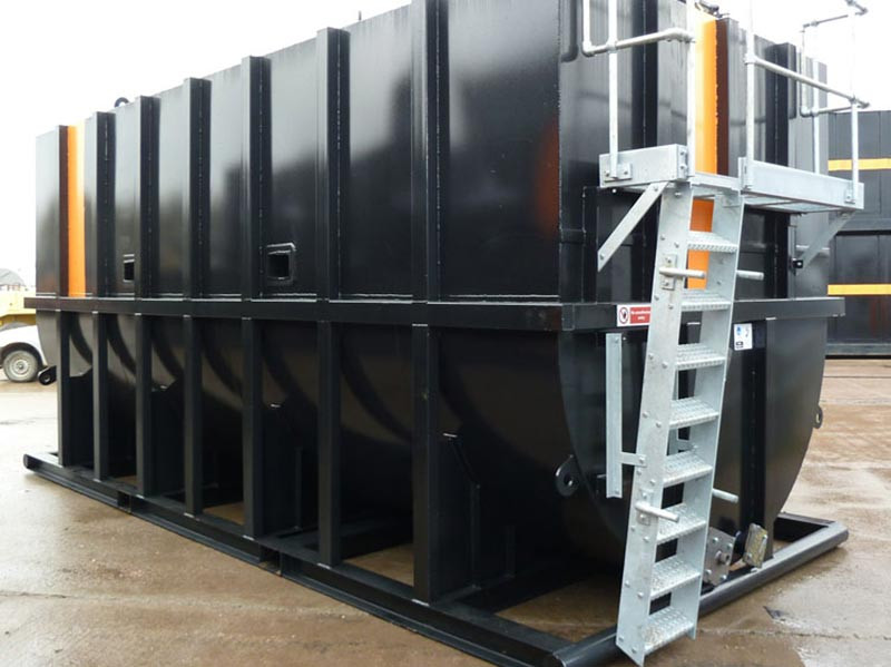 Mild Steel Storage Tank Supplier Malaysia