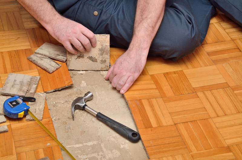 Wooden Floor Repair Contractor Malaysia