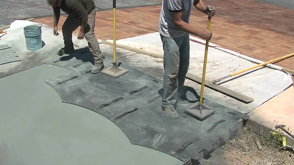 Concrete Imprint Specialist Malaysia