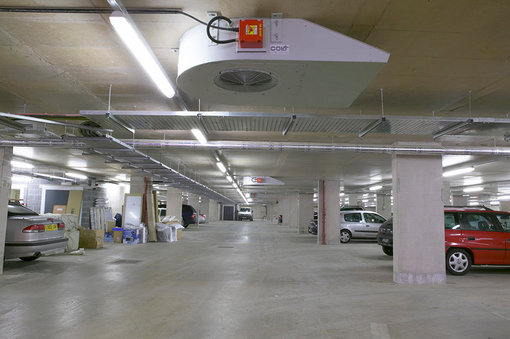 Car Park Ventilation System Malaysia