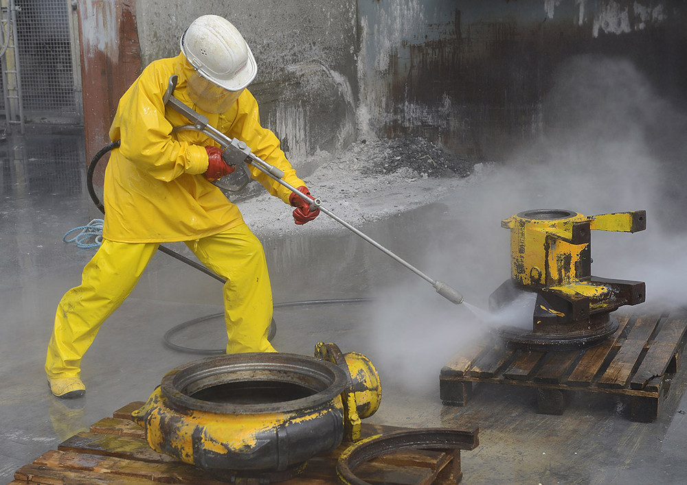 Industrial Cleaning Contractor Malaysia