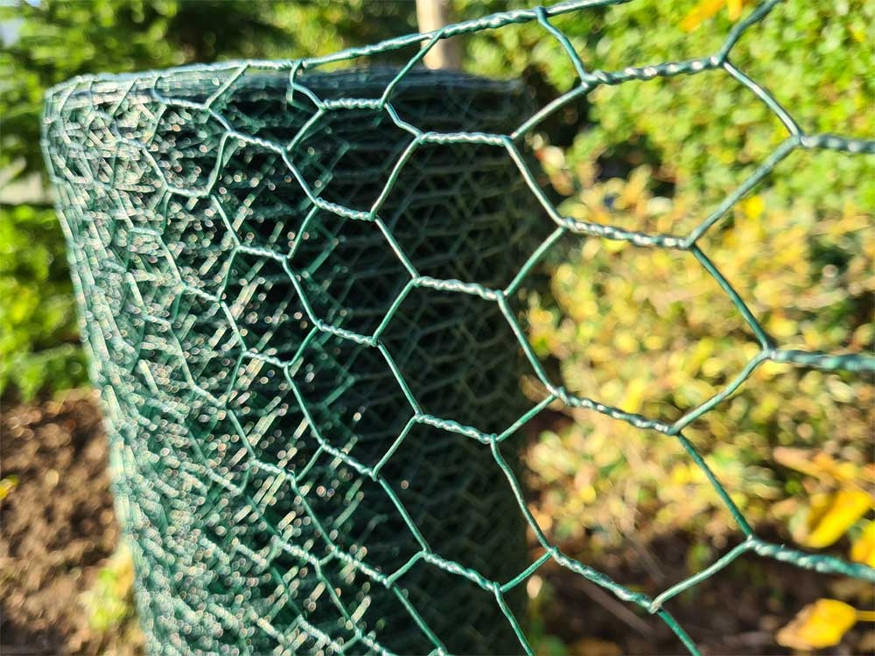 PVC Coated Wire Mesh Malaysia