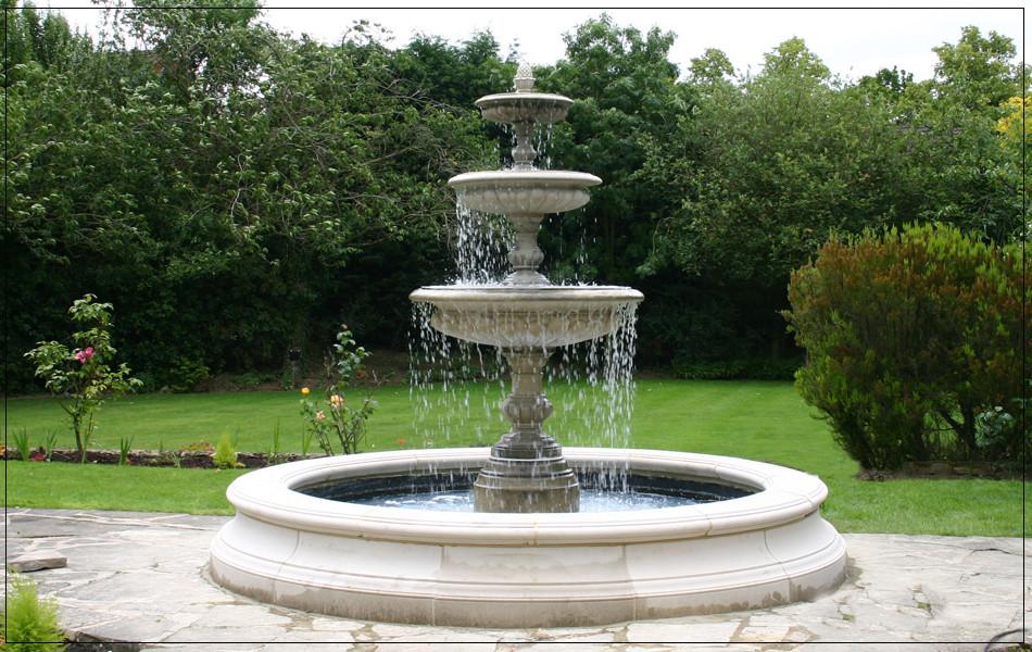 Garden Fountain Malaysia