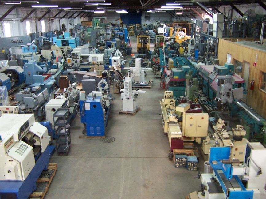Factory Machinery Contractor Malaysia