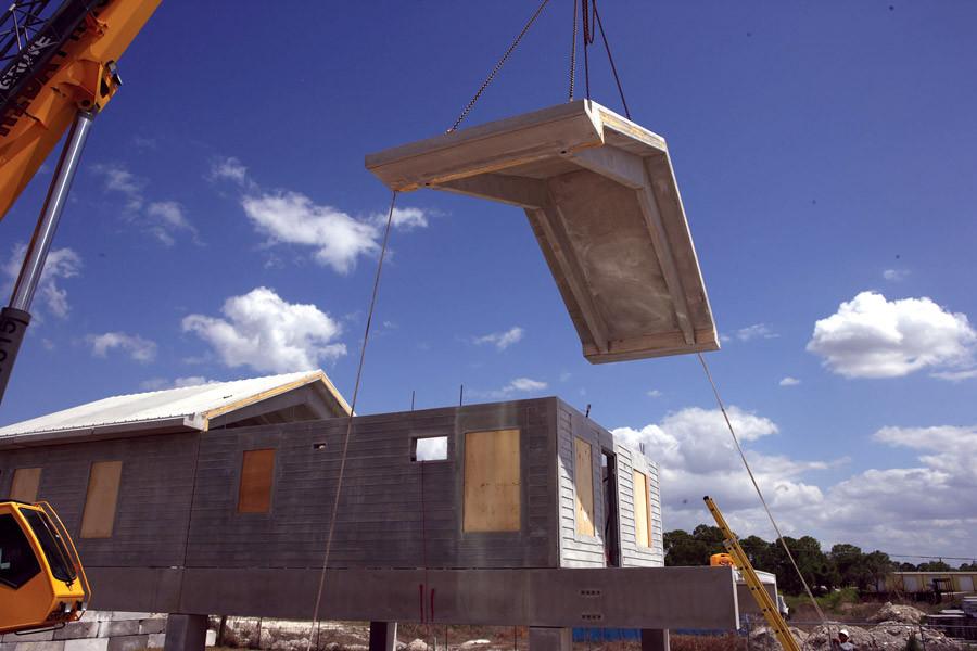 Precast Concrete Roofing Malaysia