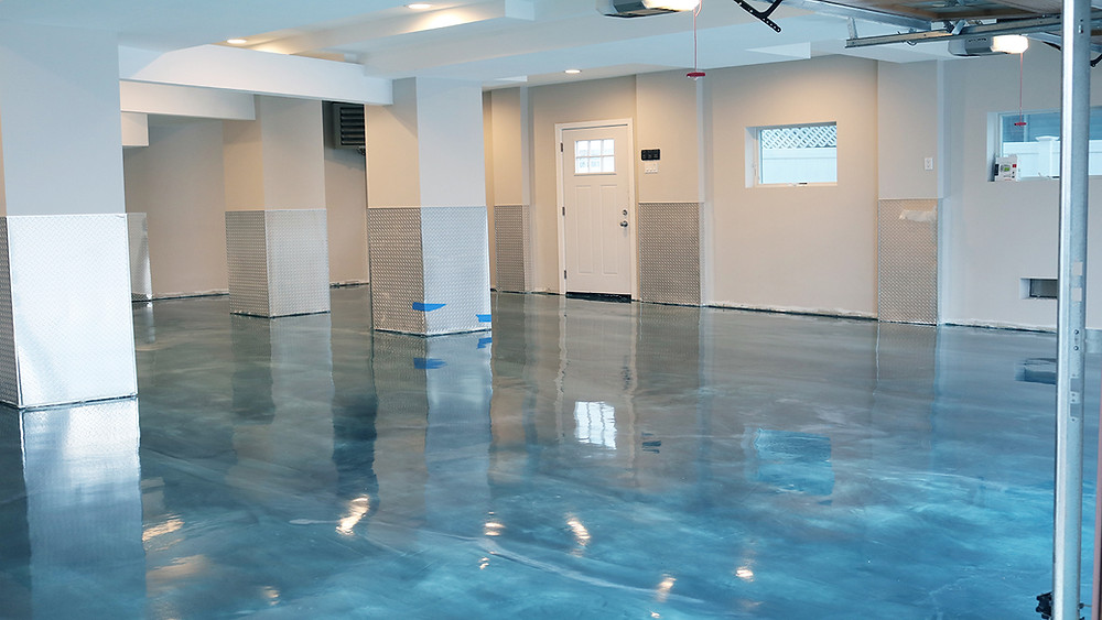 Epoxy Flooring Contractor Malaysia
