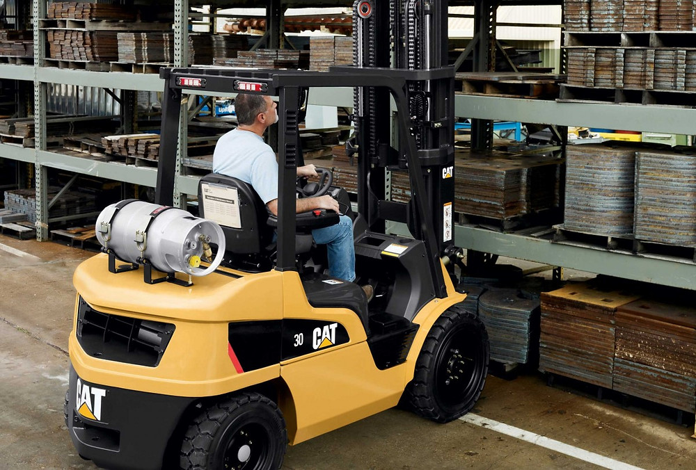 Gas Forklift Malaysia