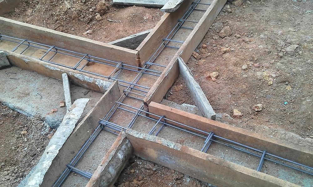 Concrete Plinth Foundation Malaysia
