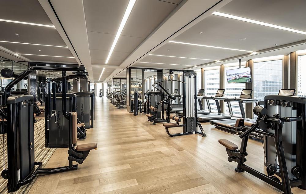 Gym Flooring Contractor Malaysia
